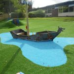 Woodley Primary School Playground
