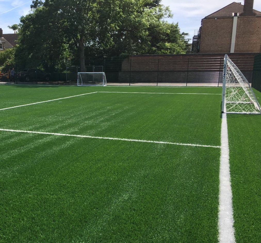 Durability sports pitches 2